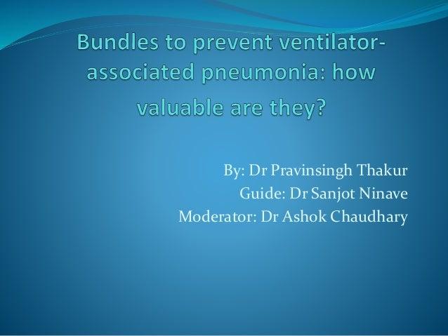 By: Dr Pravinsingh Thakur Guide: Dr Sanjot Ninave Moderator: Dr Ashok Chaudhary
