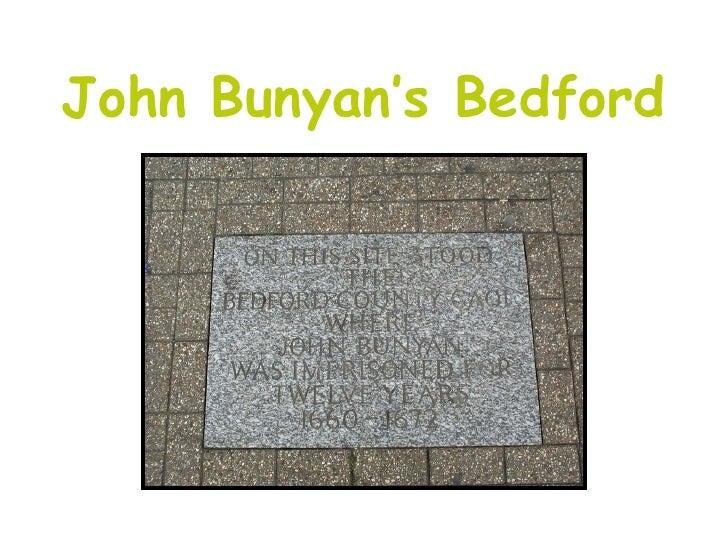 John Bunyan's Bedford