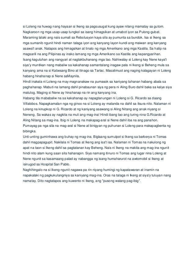 buod ng abakada ina Mismong si kapitan martin ang nagbigay sa mag-ina ng bansag na 'mag-inang mahirap baka mayroon po kayong buod ng pahimakas ng isang ina march 17, 2015 at 12:13 pm marshall mathers said saan po ba pwedeng mabasa ito ng buo.
