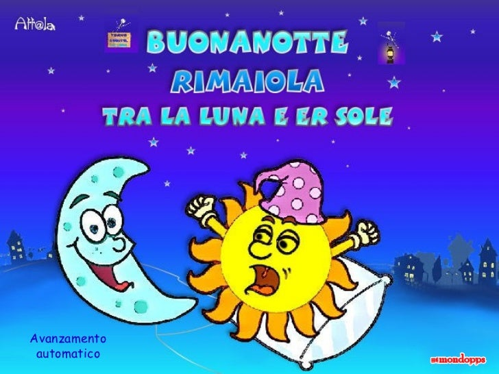 Buonanotte Rimaiola