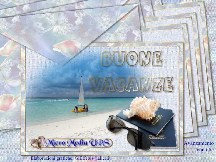 Buone Vacanze Micromedia 09 A