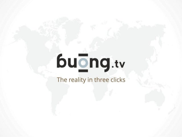 Buong.tv Pitch