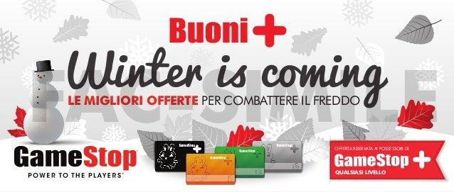 Buoni GameStop Italia