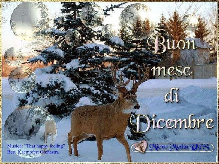 Buon Mese Di Dicembre 09 A