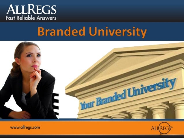 Build YOUR Corporate UniversityA Customizable Online Training PortalWith Your Brand Look and Feel