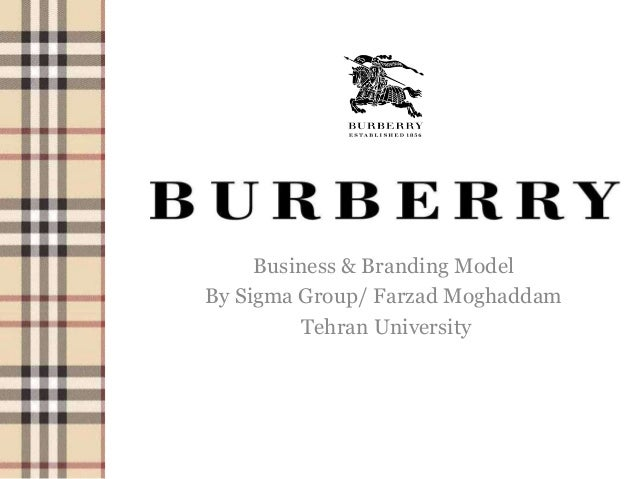 marketing strategies of burberry The following plan outlines the marketing strategy and tactics for the promotion of luxury womenswear collection from burberry prorsum line for autumn/winter 2.