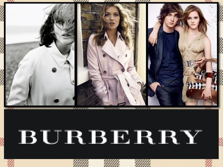 Introduction•   Burberry is a global luxury brand with a distinctive British heritage,    core outerwear base and one of t...