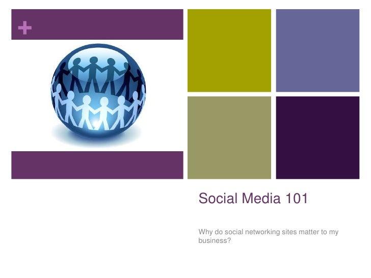Volunteer Leadership Summit Social Media Presentation