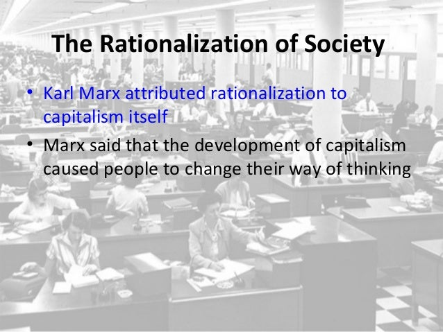 """essays weber rationalization ― max weber, the protestant ethic and the """"the fate of our times is characterized by rationalization and ― max weber, from max weber: essays."""