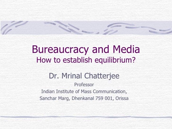 Bureaucracy Media