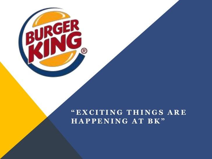 burger king case study advertising