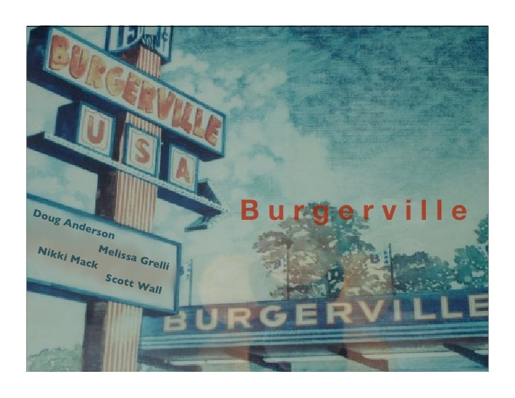Dou   g An        ders                                     Burgerville                  onNikk              Meli      i Ma...