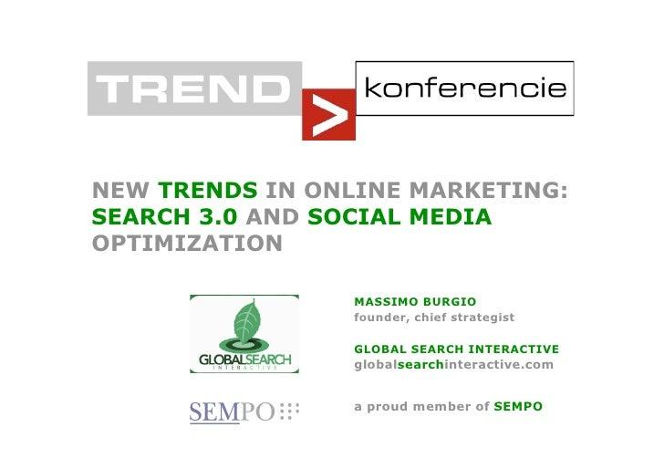 Burgio Massimo Trend Conferencie Bratislava 2008 Trends In Internet Marketing
