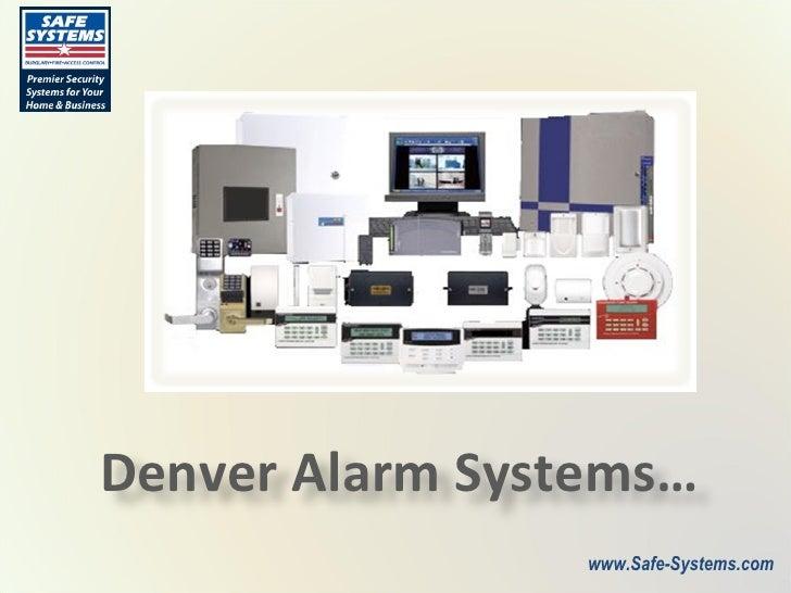 Denver Alarm System