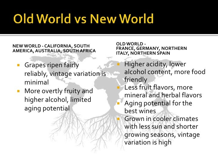 Global Wine War 2015: New World Versus Old Case Solution & Answer