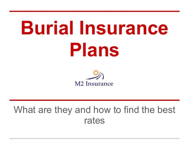 Burial insurance - What is it and how to find the best rates