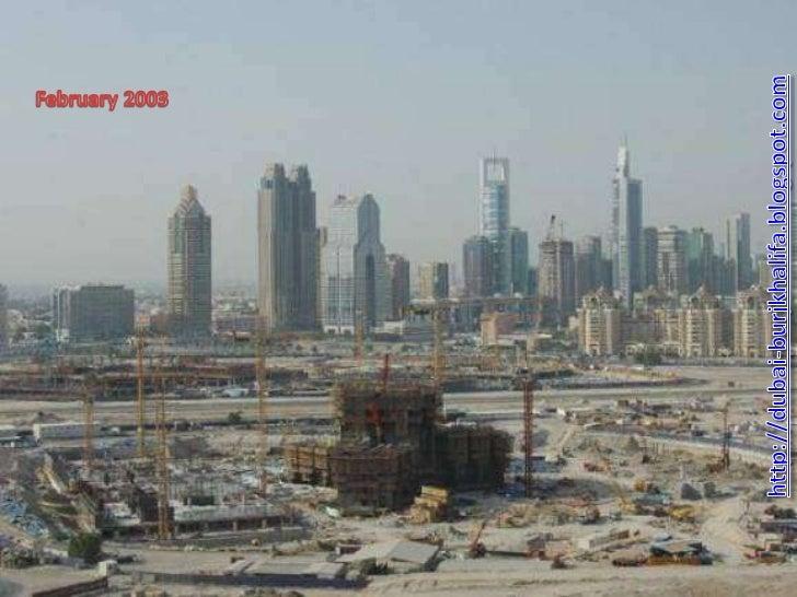Making of Burj khalifa