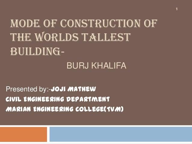 burj dubai construction pdf free