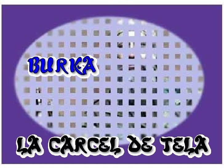Burka, la cárcel de tela