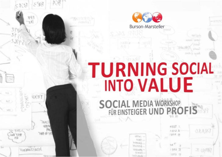 Burson-Marsteller - Turning Social Into Value