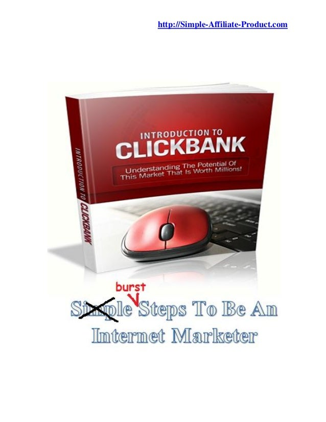 Burst steps to be an internet marketer 2014 download