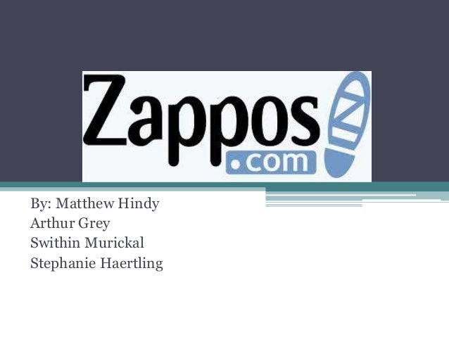 Bus 189 final zappos powerpoint
