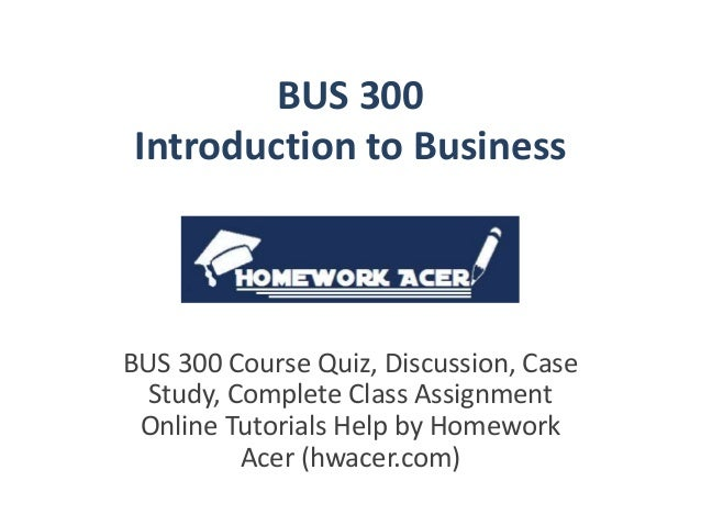 Business homework help online