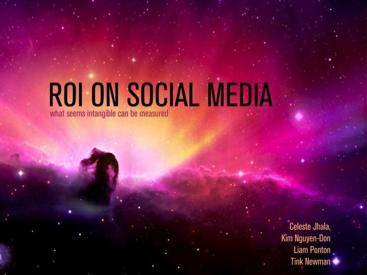 Bus450 Social Media ROI