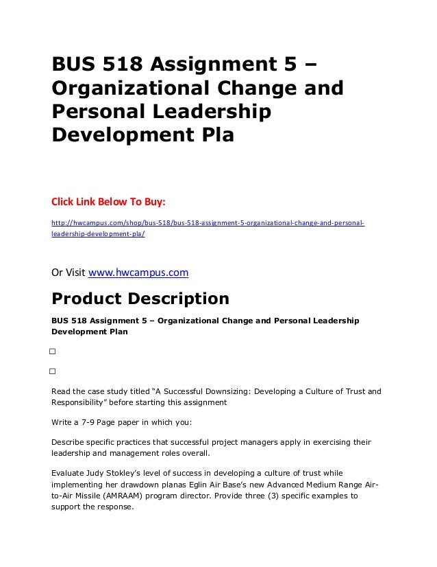 options for implementing leadership change essay Assignment samples & case study review sample: change and management essay : over here in this paper illustrates proper implementation of a change plan.