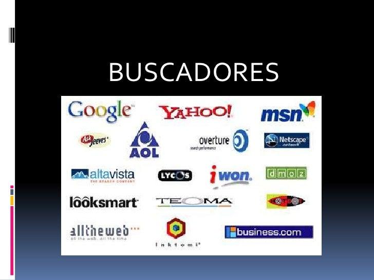 BUSCADORES <br />