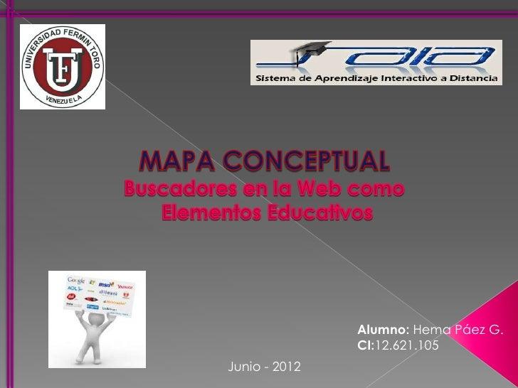 Alumno: Hema Páez G.               CI:12.621.105Junio - 2012