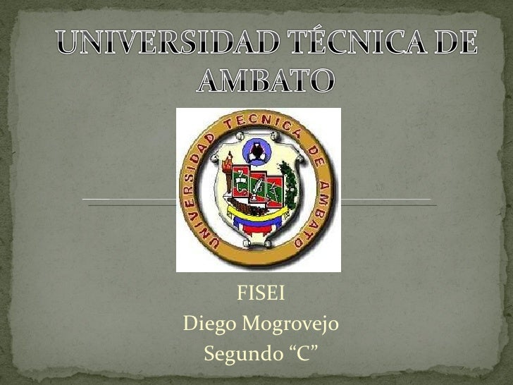 "FISEI Diego Mogrovejo Segundo ""C"""