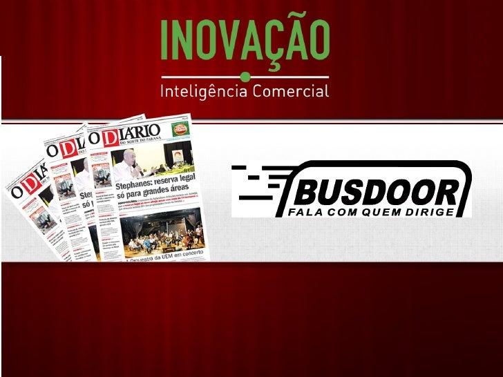 BusDoor – Maringá & Londrina