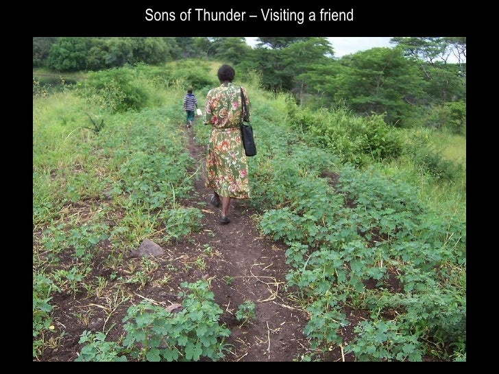 Sons of Thunder – Visiting a friend