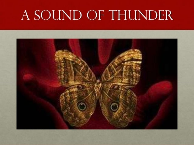 The Sound of Thunder Ray Bradbury Text Dependent Analysis Argumentative Writing