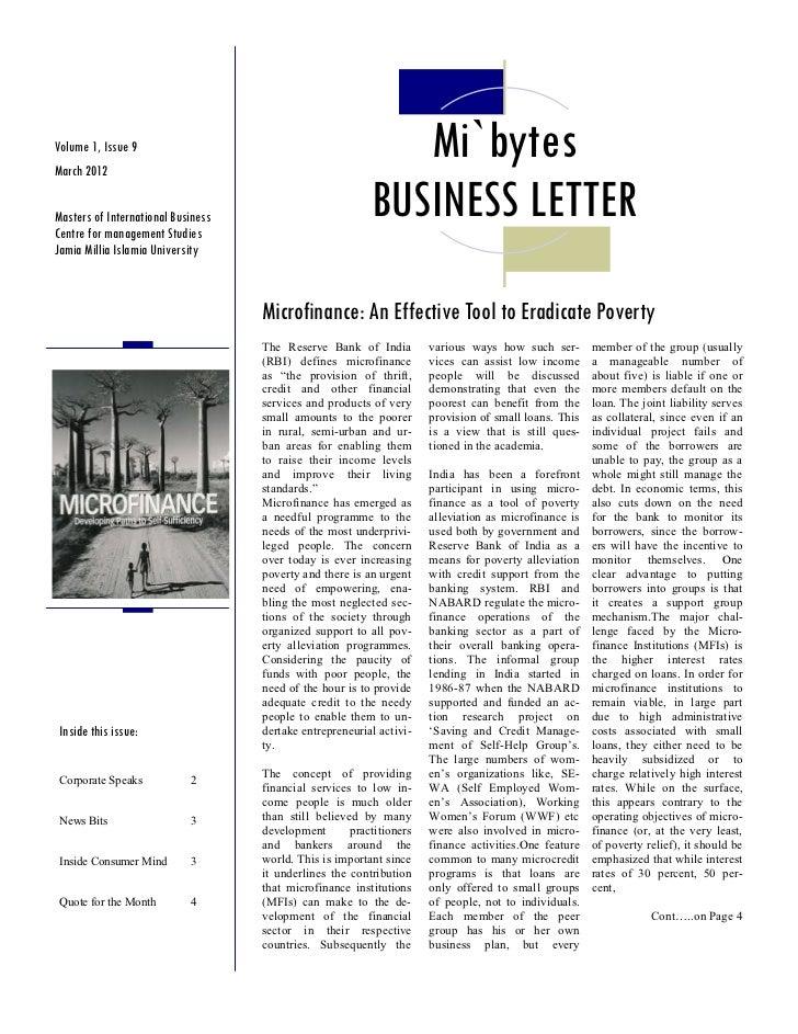 Volume 1, Issue 9March 2012                                                             Mi`bytesMasters of International B...