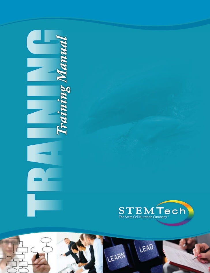 STEMTech Training                         Manual    	                                                   Table of Contents:...