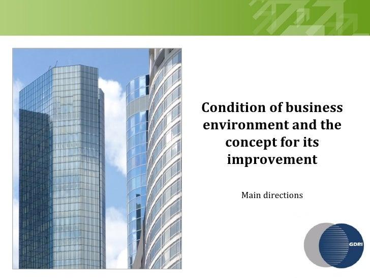 Business environment for 22.05.2012-en