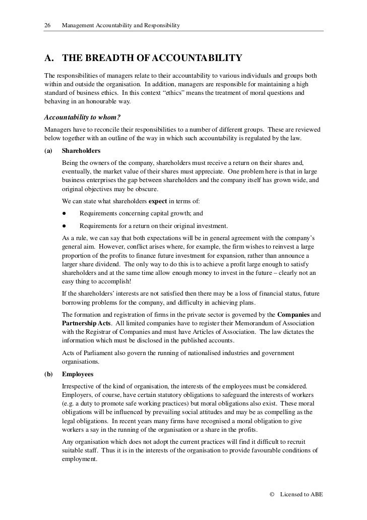 accountability essay example 3 3000 word essay on accountability in the army essays and for so many reasons accountability is important, for example 500 word essay on accountability in.