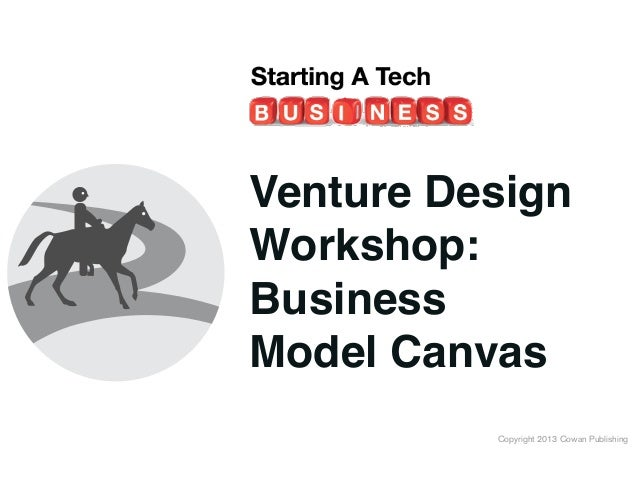 Business Model Canvas Workshop at the Startup Leadership Program
