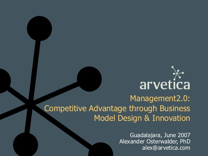 Business model-design-and-innovation-for-competitive-advantage-19352