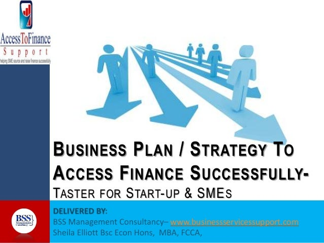 Business plan buying established business