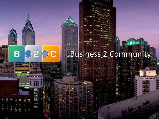 Social Media Efficiency -Business 2 Community