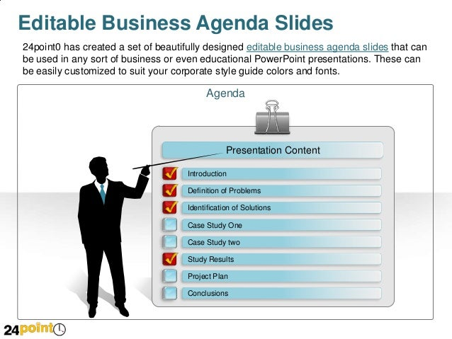 Powerpoint Presentation On Business Plan