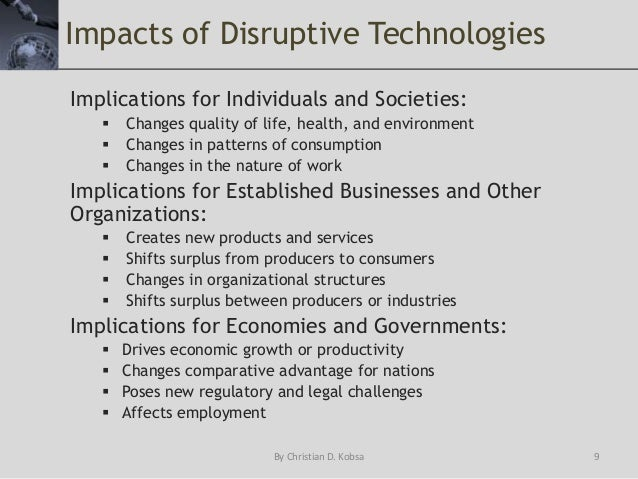 the influence of technology in business essay Effects of cultural differences in international business  culture can influence the business in different ways  this essay first of all, we.