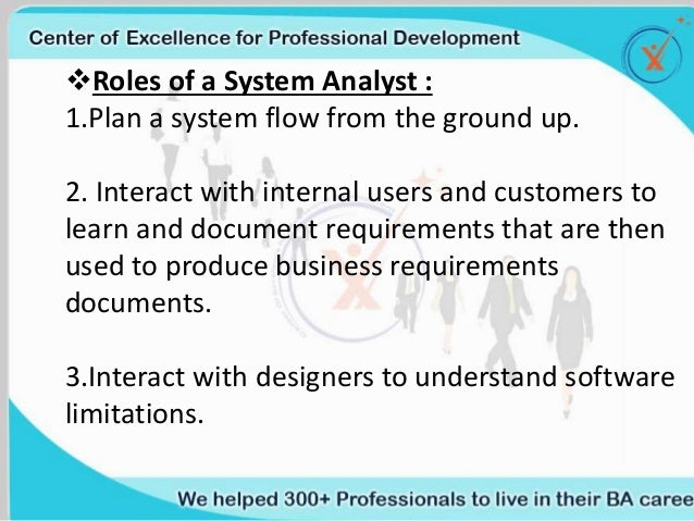 system analyst requirements Discover what it takes to be a systems analyst find out expected salary, working hours, qualifications and more.