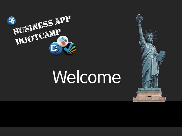 Business App Bootcamp NYC