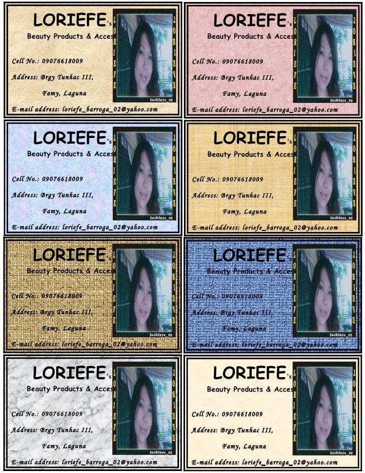 LORIEFE's                                      LORIEFE's     Beauty Products & Accessories                  Beauty Product...