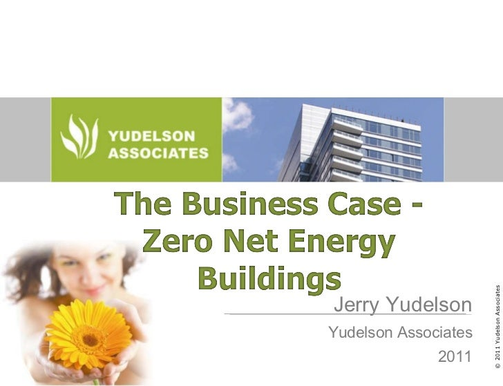 Jerry Yudelson Yudelson Associates 2011