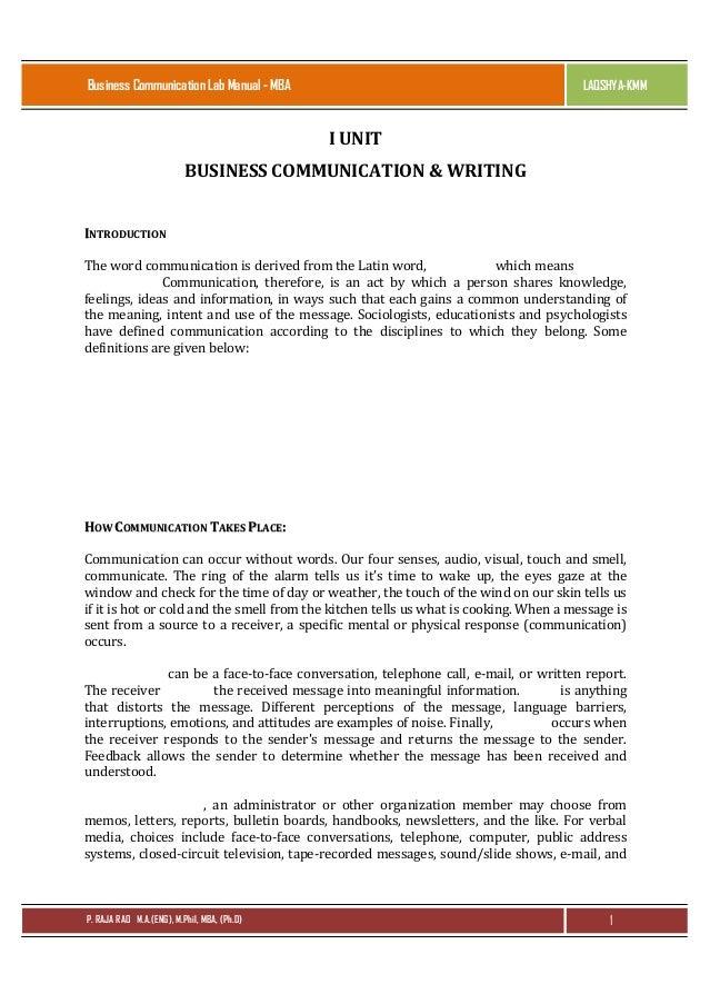 Business Essay Writing